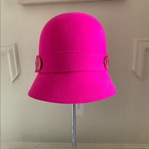 NWTO Pucci Rabbit Hair Hat